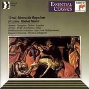 Verdi: Requiem; Rossini: Stabat Mater Songs