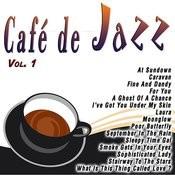Café De Jazz Vol.1 Songs