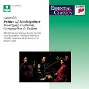 Gesualdo: Prince of Madrigalists Songs