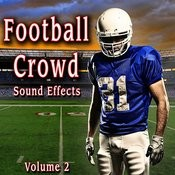 Football Crowd Sound Effects, Vol. 2 Songs