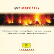 Stravinsky: Firebird; Pétrouchka etc. (2 CDs) Songs