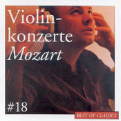 Best Of Classics 18: Mozart / Violin Songs
