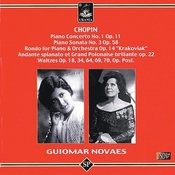 Chopin: Piano Concerto No. 1, Piano Sonata No. 3, Rondo For Piano & Orchestra Songs