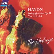 Haydn: String Quartets Op.33 Nos. 1,2,4 Songs