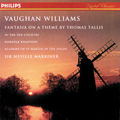Vaughan Williams: Fantasia On A Theme By Thomas Tallis; The Wasps; In The Fen Country, Etc. Songs