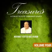 Nusrat Fateh Ali Khan - Treasures Volume 4 Songs