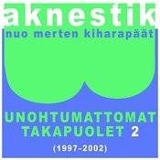 Unohtumattomat takapuolet 2 (1997-2002) Songs