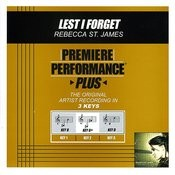 Lest I Forget (Premiere Performance Plus Track) Songs