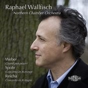 Weber, Spohr, Reicha & Danzi: Works For Cello And Orchestra Songs