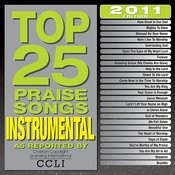 Top 25 Praise Songs Instrumental 2011 Songs