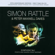 Maxwell Davies: Symphony No.1; Points and Dances from