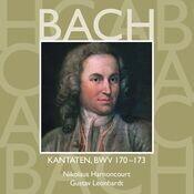 Bach, JS : Sacred Cantatas BWV Nos 170 - 173 Songs