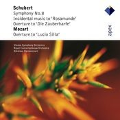 Schubert & Mozart : Orchestral Works Songs