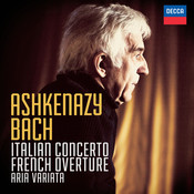 Bach, J.S.: Italian Concerto; French Overture; Aria Variata Songs