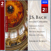 Bach, J.S.: Two and Three Part Inventions Songs