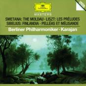Sibelius: Finlandia; Valse triste; Tapiola; The Swan of Tuonela Songs