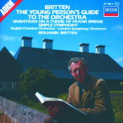 Britten The Young Persons Guide To The Orchestra Simple Symphony Etc Songs