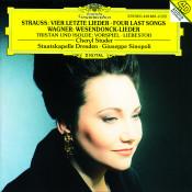 R Strauss Vier Letzte Lieder Wagner Wesendonck Lieder Songs