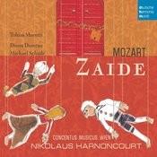 Mozart: Zaide (Das Serail) KV 344 Songs