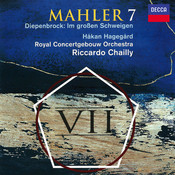 Mahler: Symphony No. 7 / Diepenbrock: Im großen Schweigen Songs