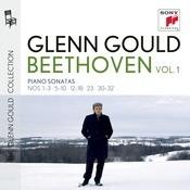 Glenn Gould Plays Beethoven: Piano Sonatas Nos. 1-3; 5-10; 12-14; 15-18; 23; 30-32 Songs