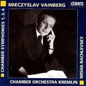 Mieczyslav Vainberg: Chamber Symphonies 1, 3, 4 Songs