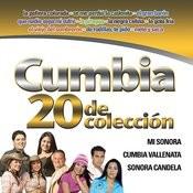 Cumbias - 20 de Coleccion Songs