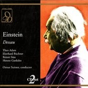 Dessau: Einstein Songs