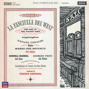 Puccini: La Fanciulla del West (highlights) Songs