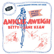 Ankles Aweigh (1955 Original Cast Recording) Songs