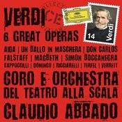Verdi: 6 Great Operas Songs