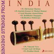 Singing Strings From India Songs