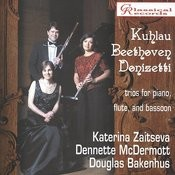 Trios For Piano, Flute, And Basson Songs