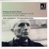 Piano Concerto No. 22, Symphony No. 35 Songs
