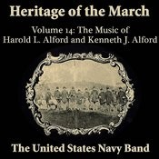 Heritage Of The March, Volume 14 The Music Of H. Alford & K. Alford Songs