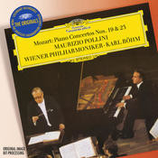 Mozart: Piano Concertos Nos.19, K.459 & 23, K.488 Songs