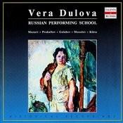 Russian Performing School. Vera Dulova - Vol.2 Songs