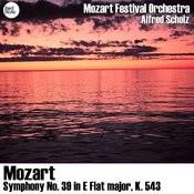 Mozart: Symphony No. 39 In E Flat Major, K. 543 Songs