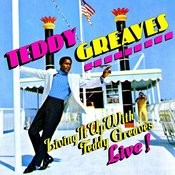Living It Up With Teddy Greaves - Live Songs