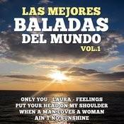 Las Mejores Baladas Del Mundo Vol. 1 Songs