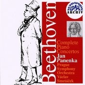 Beethoven: Complete Piano Concertos Songs