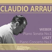 Weber: Piano Sonata No. 1 In C Major: Liszt: Piano Concerto No. 1 In E Flat Major Songs