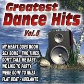 Latin Dance Hits Vol.5 Songs