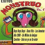 Monstruo Vol.4 Songs