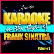 Karaoke - Frank Sinatra Vol. 3 Songs