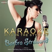 If You Go Away (In The Style Of Barbara Streisand) [Karaoke Version] Song