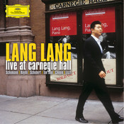 Lang Lang - Live at Carnegie Hall Songs