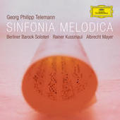 Sinfonia Melodica - Works by Telemann Songs