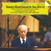 Mozart: Piano Concertos Nos.12 & 20 Songs
