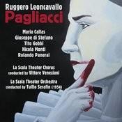 Ruggero Leoncavallo: Pagliacci (1954) Songs